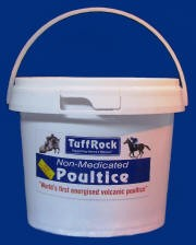 TUFF ROCK NON MEDICATED POULTICE